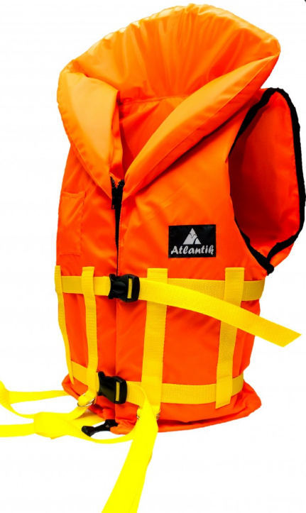 детский спасательный жилет до 40 кг
