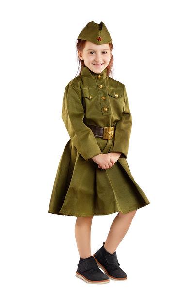 Детские Платья Военных Лет