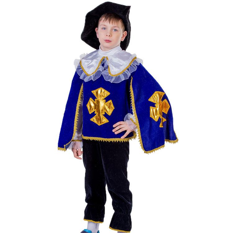 стихи к костюму мушкетера молодые