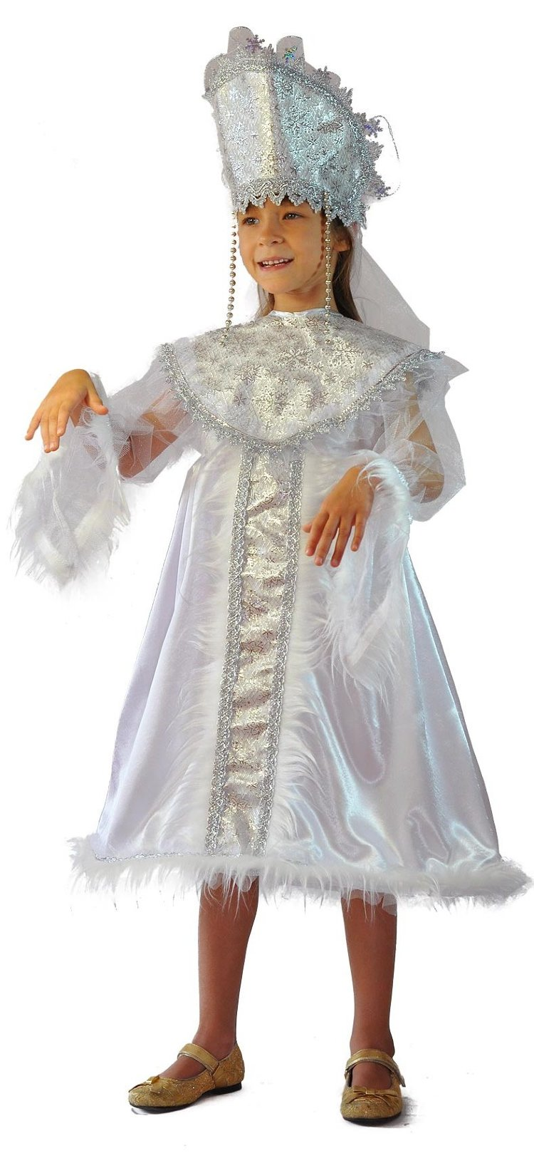 Зимушка костюм фото