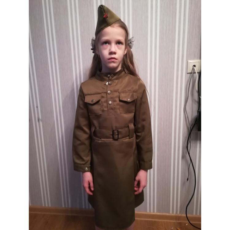 Какие Платья Носили В Военное Время Девочки