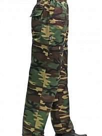 женские камуфляжные штаны