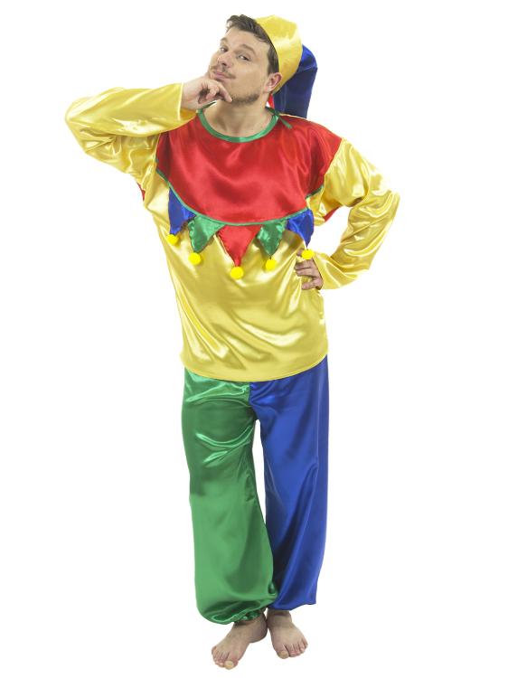 костюм скомороха своими руками фото сорт